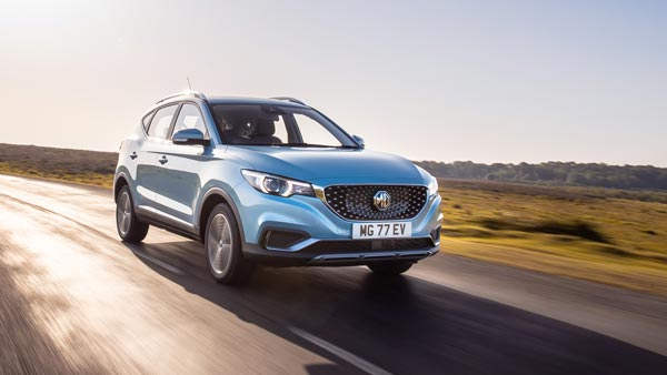 MG ZS Electric SUV Bookings Open In 5 Cities: India Launch Scheduled In January-2020