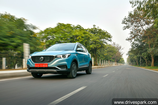 MG ZS EV Review: First Drive Impressions, Performance, Range, Features, Charging, Specs & More Details