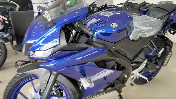 Yamaha YZF R15 V3.0 BS-VI Models Begin Reaching Dealerships Across India