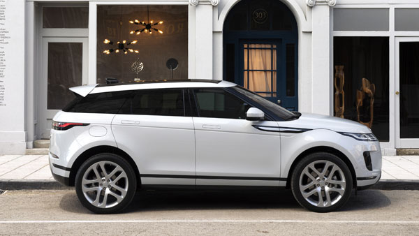 2020 Range Rover Evoque India Launch Confirmed For 30th January: Will Rival The Audi Q5