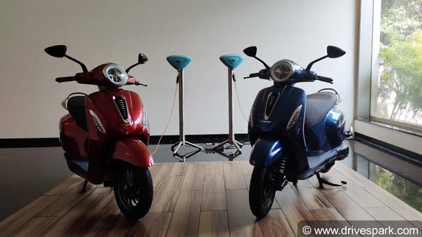 Bajaj Chetak Electric Scooter Launch Date Confirmed For 14th January: Expected Pricing, Features, Specs, Rivals & Other Details
