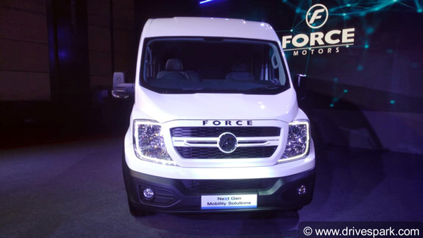 Force Motors Unveils T1N Concept Vehicles Built On New Platform