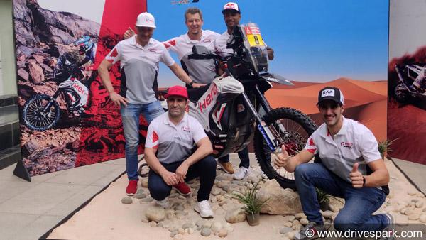Dakar 2020: Hero MotoSport Team Pulls Out From Remainder Of Rally
