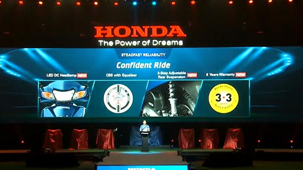 Honda Activa 6G — Other Features