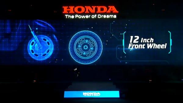 Honda Activa 6G Tyres