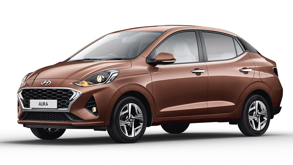 Hyundai Aura Launched Starting At Rs 5.80 Lakh: Bookings Open At Rs 10,000