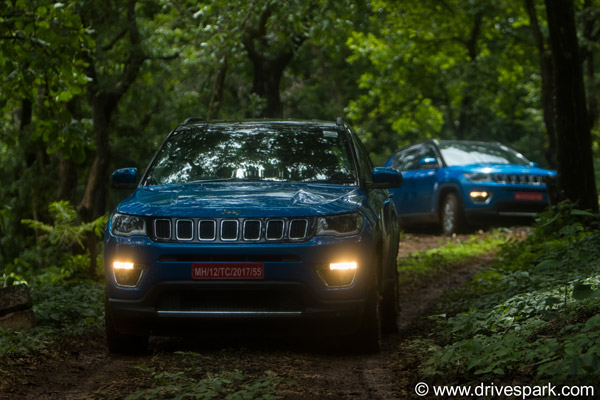Jeep Compass BS6 Diesel Automatic Launched In India At Rs 21.96 Lakh: Specs, Features, Updates & Other Details