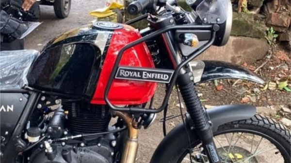 Spy Pics: Royal Enfield Himalayan BS6 Spied Testing Ahead Of Launch