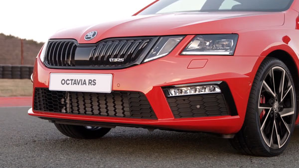 Skoda Octavia RS 245 Launch Confirmed With Limited Sales Of 200 Units Only In India