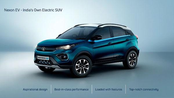 The Tata Nexon EV Design