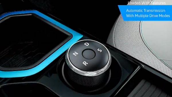 Tata Nexon EV Interior Features
