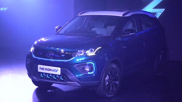 Tata Nexon EV Design