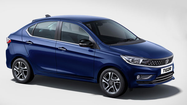 Tata Tigor Facelift Launched In India Starting At Rs 5.75 Lakh Ex-Showroom
