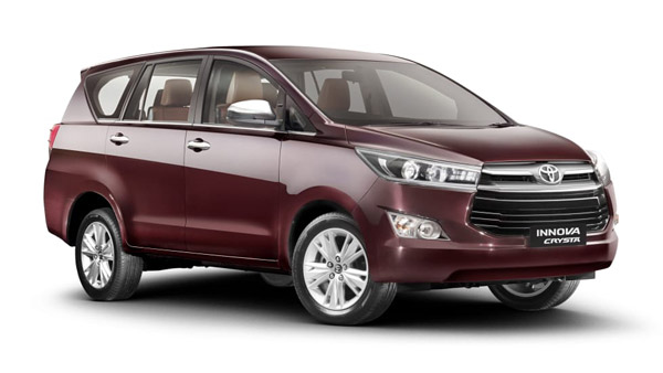 Toyota Innova Crysta Bs6 Bookings Open Deliveries To Begin From February 2020 Drivespark News