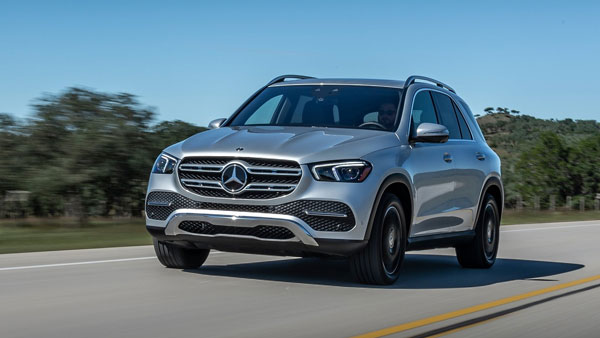 2020 Mercedes-Benz GLE India Launch Date Confirmed: Will Rival The Audi Q7