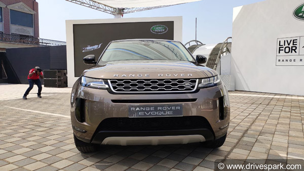 New Range Rover Evoque Models Launched In India: Prices Start Rs At 54.94 Lakh
