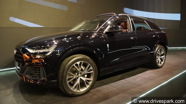 Audi Q8 SUV Launched In India At Rs 1.33 Crore: The Latest Flagship SUV From The German Brand