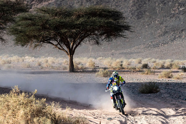 Dakar 2020 Stage 5 Result & Highlights: Sherco TVS Rally Team Inches Towards Top 10 Standings