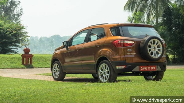 Ford Discontinues EcoSport's 1.0-Litre Turbo-Petrol Engine: To Upgrade To Mahindra's 1.2-Litre Unit