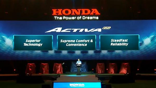 Honda Activa 6G Offerings