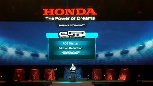 Honda Activa 6G eSP Technology