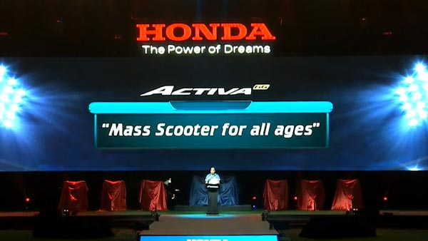 Honda Activa 6G — Production & Delivery