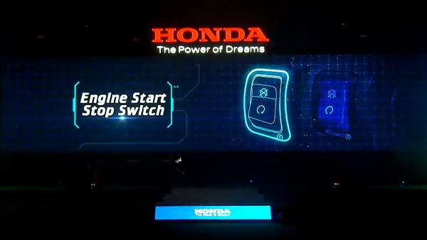Honda Activa 6G Engine Start/Stop