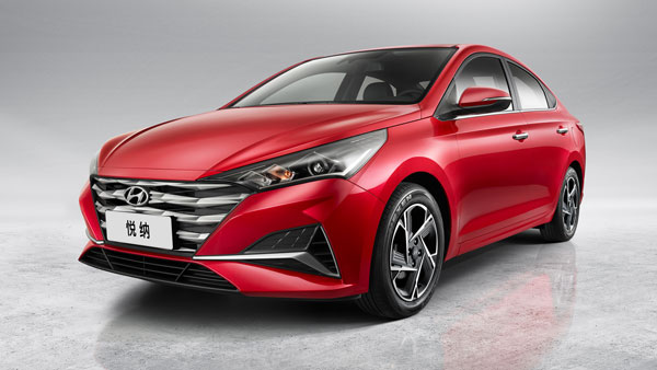 Hyundai Verna Facelift BS6 Model To Be Unveiled At Auto Expo