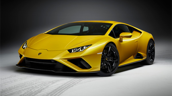 Lamborghini Huracan EVO RWD India Launch Date Confirmed For 29th Of January