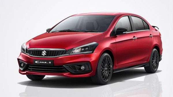 Maruti Suzuki Ciaz S Launched In India At Rs 10.08 Lakh: A BS6-Compliant Sport Variant Of The Ciaz