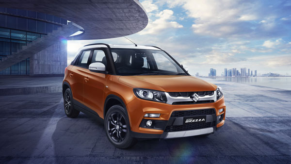 Maruti Suzuki Vitara Brezza Sales Milestone: Crosses 5 Lakh Units Since Launch In India