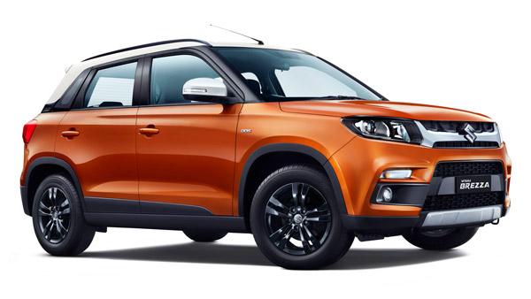 Maruti Vitara Brezza Facelift Launch Date Confirmed: Unveil At 2020 Auto Expo
