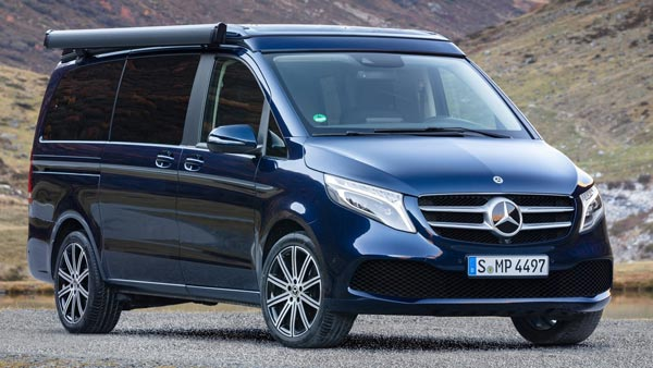 Mercedes-Benz V-Class Marco Polo Launching In India: Will Debut At Auto Expo