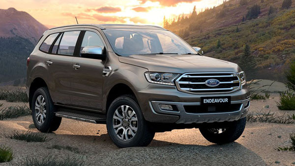 Ford Endeavour BS6 To Receive New Powertrain: Could Discontinue Current Engine Options