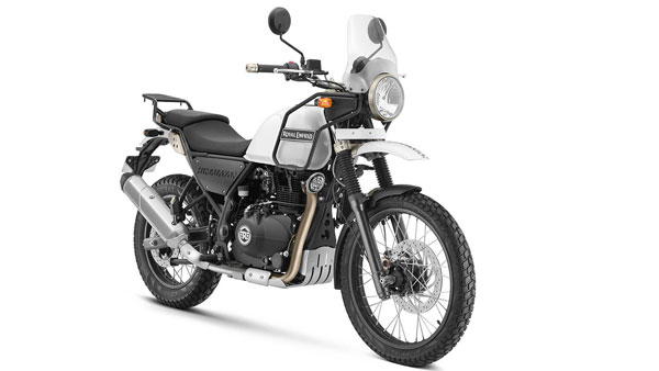 Royal Enfield Himalayan BS6 Launched In India