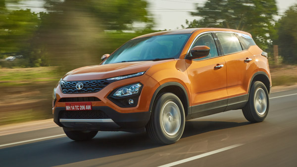 Tata Harrier Prices Increased By Rs 43,000: Updated Prices Now Start At Rs 13.43 Lakh