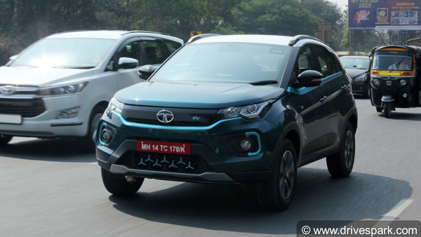 Tata Nexon EV Review (First Drive): Handling, Performance, Driving Impressions, Range, Features & Other Details