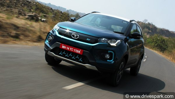 Tata Nexon EV Review (First Drive): India's First All-Electric Compact-SUV