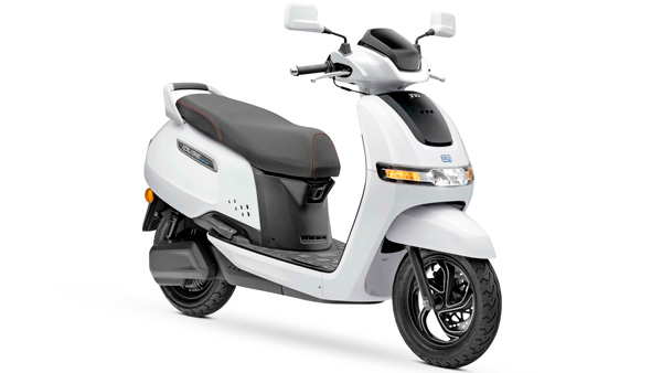 TVS iQube Electric Scooter Launched In India At Rs 1.15 Lakh: Range, Bookings, Availability & Other Details