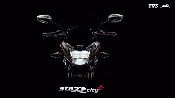 TVS Star City Plus BS6 Teaser Released: Launch On 25 January