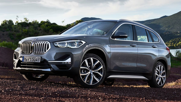 2020 BMW X1 Facelift To Be Launched On 05 March With Updated Styling & Interiors