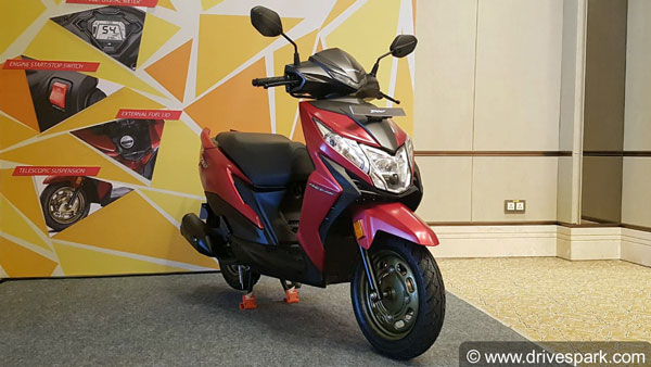 New (2020) Honda Dio BS6 Launched In Bangalore: Prices Start At Rs 64,584
