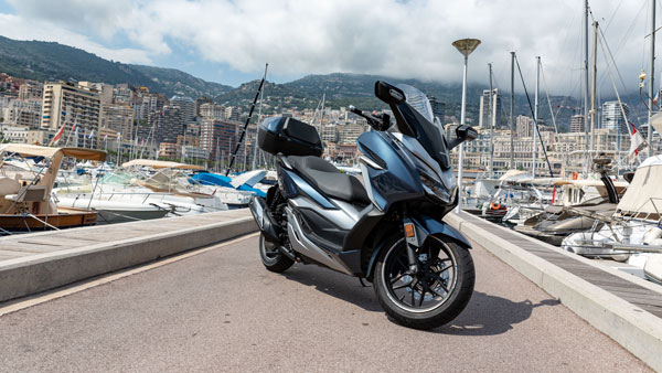 Honda Forza 300 Maxi Scooter Deliveries Begin In India: Part Of Its BigWing Portfolio Expansion