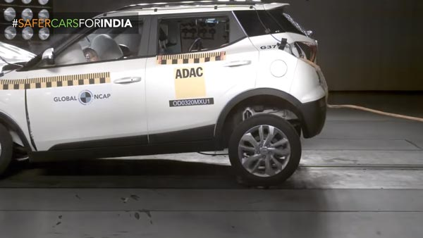 Mahindra XUV300 Wins Global NCAP's Safer Choice Award: Becomes First Indian Manufacturer To Win