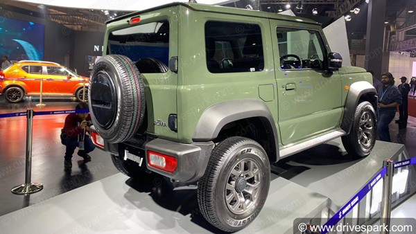 Auto Expo 2020: Maruti Suzuki Jimny Sierra Unveiled - Expected Launch Date, Price, Specs, Features, Images & More