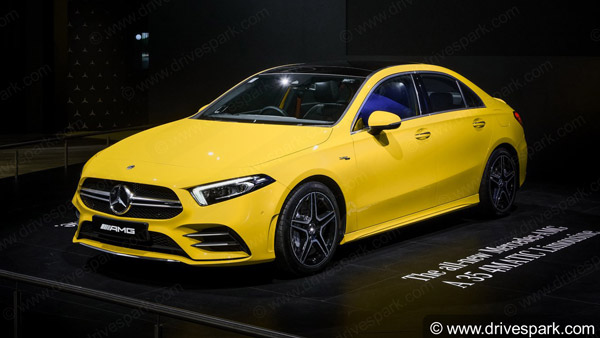 New Mercedes-Benz A-Class Sedan Bookings Open In India: Launch Expected In The Coming Months