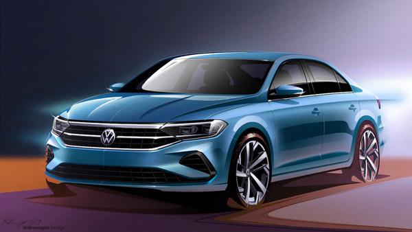 Volkswagen Vento Official Sketches Revealed: Redesigned Exterior, Impressive Interior