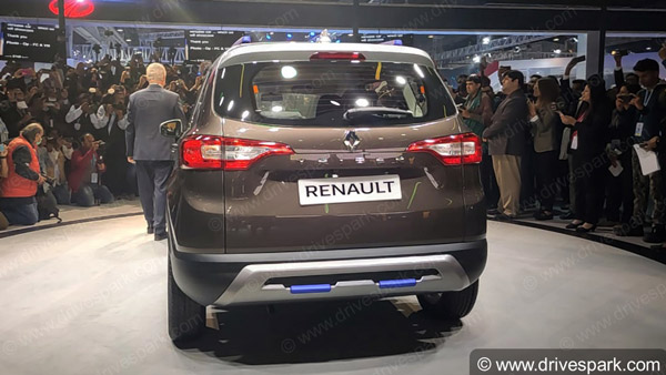 Auto Expo 2020: Renault Triber AMT (Automatic) Unveiled - Expected Launch Date, Price, Key Specs, Features & Images