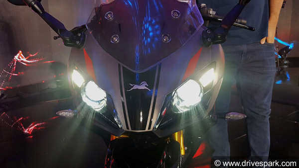 TVS To Launch New Premium Motorcycle In 2021: Will Be Based On BMW's Platform