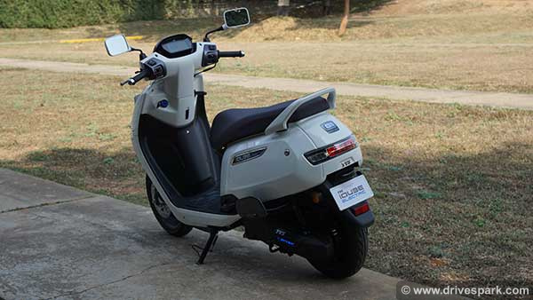TVS iQube Electric Scooter Review (First Ride): First Impressions, Specs, Features, Performance & Other Details